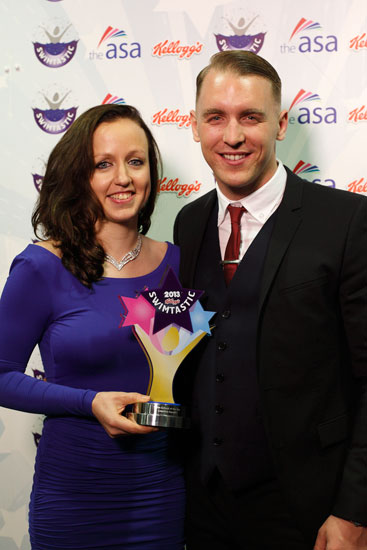 Relive The Excitement Of The Kellogg S Asa Swimtastic Awards 2013 The Asa