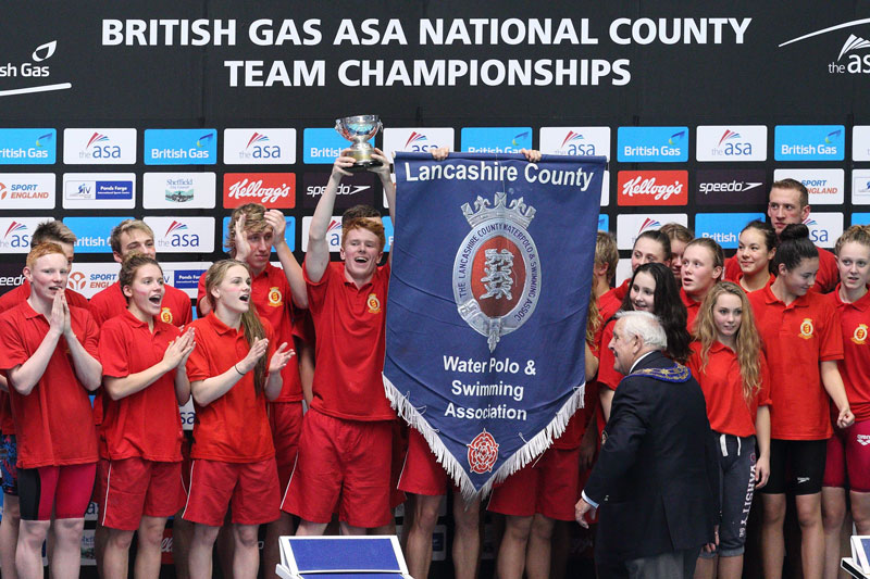 Kent county amateur swimming association can