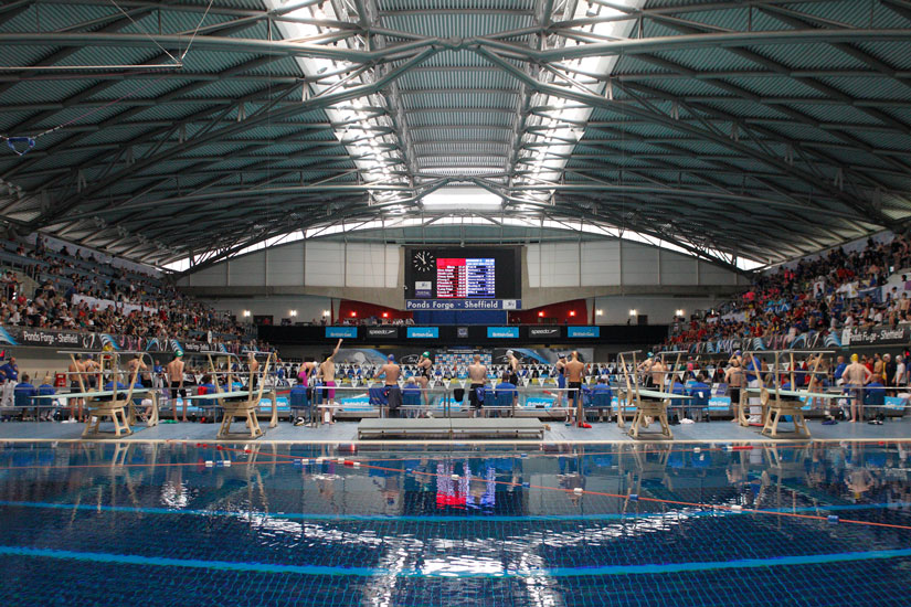zonal meet ponds forge timetable