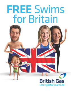 British Gas Free Swims
