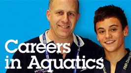 Find your next teacher with Careers in Aquatics