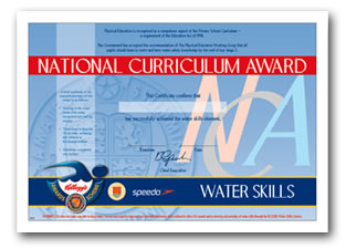 National Curriclulum Awards