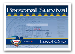 Personal Survival Awards