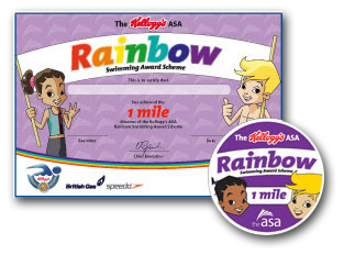 Kellogg's ASA Rainbow Distance Awards