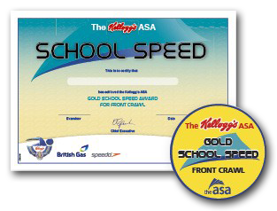 Kellogg's ASA School Speed Awards