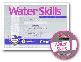 Kellogg's ASA Water Skills Awards