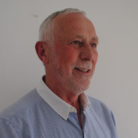 Bernie Buck, Competitions Consultant