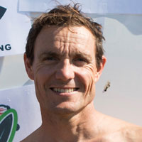 Simon Griffin, Open Water Rep
