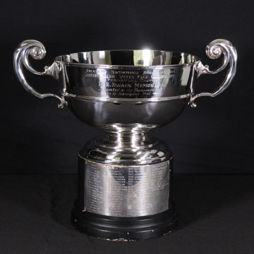 Dougie Scales Memorial Trophy