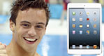 Win an iPad with FINA Diving World Series tickets