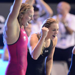 British Gas Swimming Championships 2014