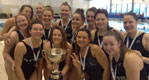 London Otter British Water Polo title 2014