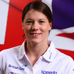 Olympian Kate Haywood