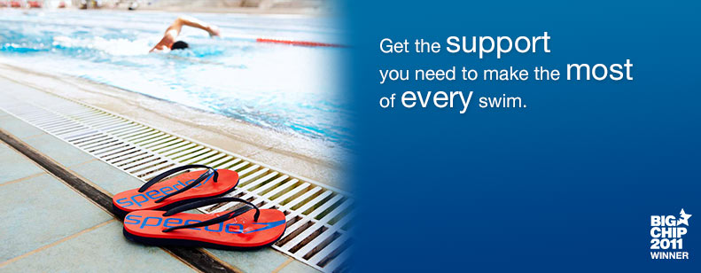 Sign up for Swimfit with MySwimfit today
