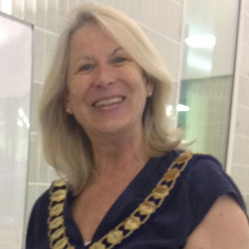 Shelley Robinson, Swim England Masters Members Rep