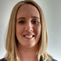 Sarah Darragh, ASA National Synchronised Swimming Development Officer
